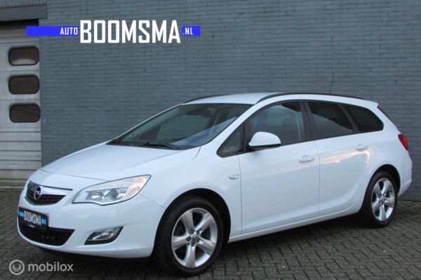 "Opel Astra Sports Tourer 1.4 Edition Airco Cruise 17""velgen"