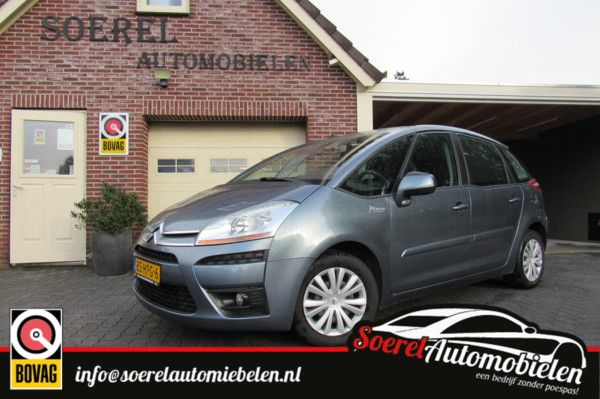 Citroen C4 Picasso 1.8-16V Séduction 5p. clima, cruise, p sens.