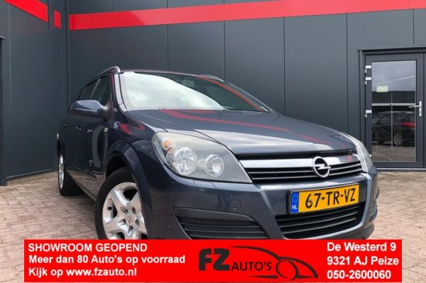 Opel Astra Wagon 1.6 Edition | Metallic | Airco |