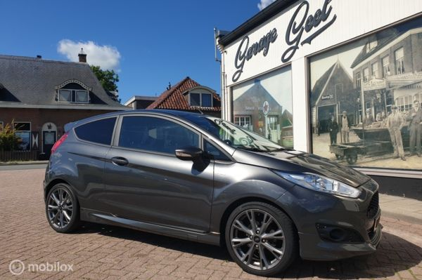 Ford Fiesta EcoBoost ST Line ST-line navigatie cruise airco