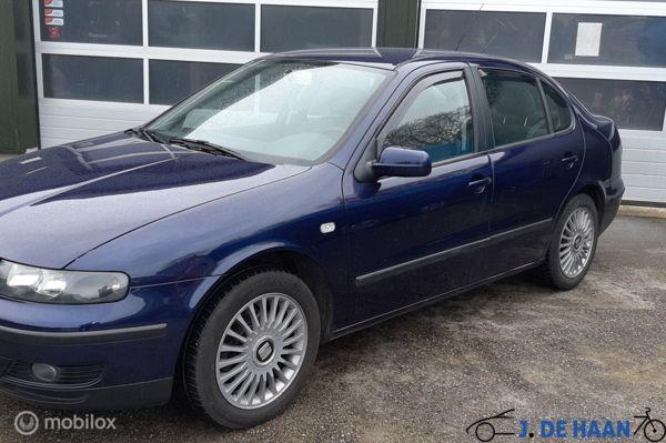 Seat Toledo 1.8-20V Signo LPG G3 nieuwe APK goedrijdende aut
