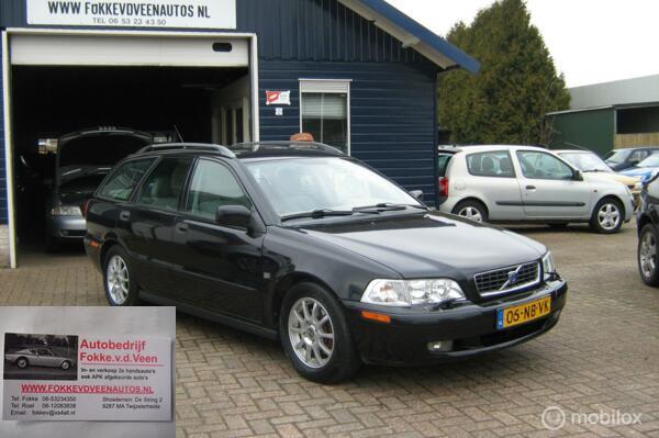 Volvo V40 1.8 Super nette auto. Garantie, inruil mogelijk.