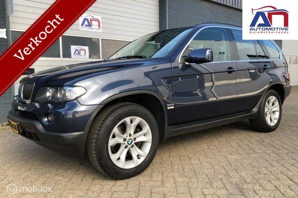 BMW X5 3.0d Edition lifestyle, leer, navigatie FB71