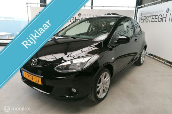 Mazda 2 1.3hp S-VT Executive, Stoelverwarming, Clima