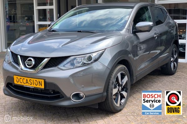 Nissan Qashqai 1.2 Connect Edition, Navi, Climat, 360 Camera