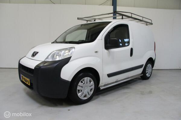 Peugeot Bipper Bestel 1.4 (benzine, ingericht)