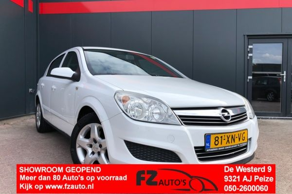 Opel Astra 1.4 Essentia | Airco | 5 DRS |