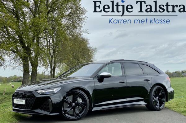 Audi RS6 quattro Dynamic Plus, Carbon ext. Laser 245k nw