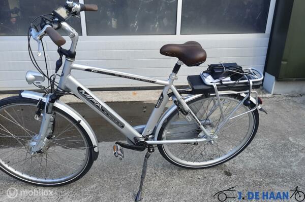 Mifa sport E bike met accutestraport
