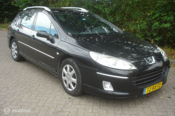 Peugeot 407 SW 1.6 HDiF XR Pack airco - cruise - panoramadak