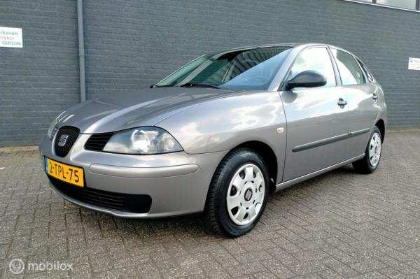 Seat Ibiza 1.2-12V 5-Deurs/145.000 Km/Apk 04-'22