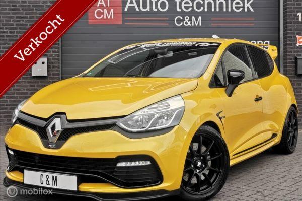 Renault Clio 1.6 R.S/Performance/Special/R-Link/Granturismo