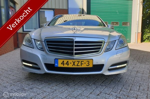 Mercedes E-klasse 200 CDI Business Class Avantgarde