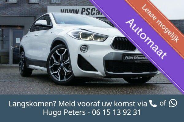 BMW X2 xDrive20d High Exec. M-Sport Edition Leder/HuD/Pano