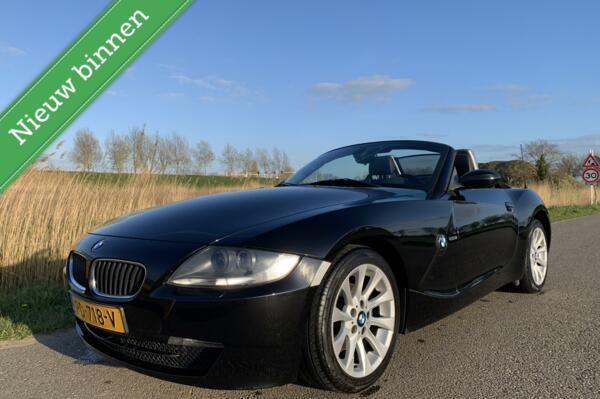 BMW Z4 Roadster FACELIFT LEER+XENON+CLIMA+ELECT. KAP