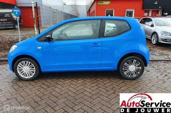 Volkswagen Up! 1.0 groove up! BlueMotion