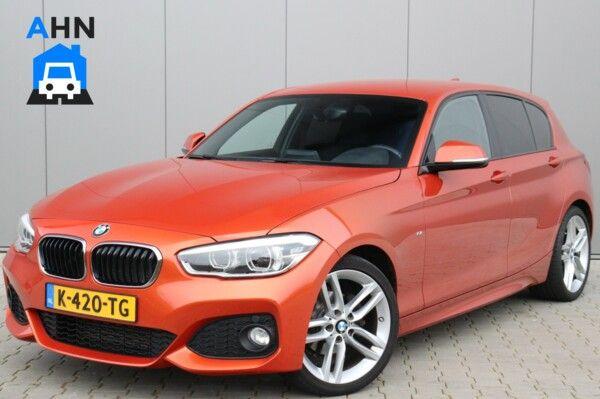 """BMW 1-serie 118i M-Sport / M-Pakket / LCI / 18"""" / LED / Navi"""