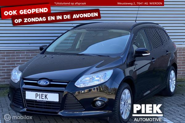 Ford Focus Wagon 1.0 EcoBoost Edition Plus NIEUWSTAAT