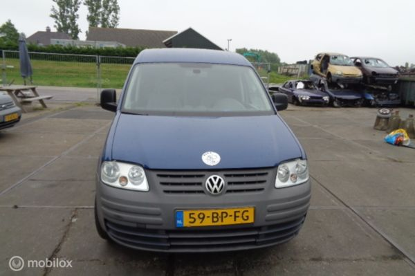 Ingekocht voor onderdelen VW Caddy  2.0 SDI 2004 - 2010