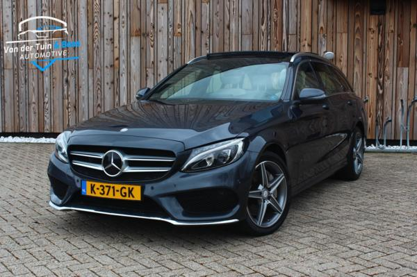 Mercedes C-klasse Estate 250 CDI 4MATIC Prestige Pano Incl. BTW