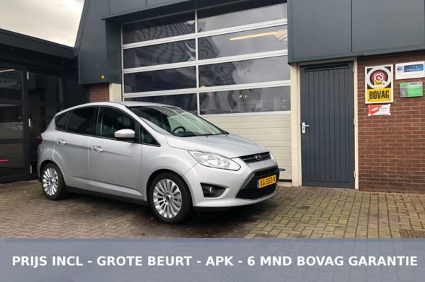 Ford C-Max 1.0 Ecoboost 86 DKM AIRCO/PDC *ALL-IN PRIJS*