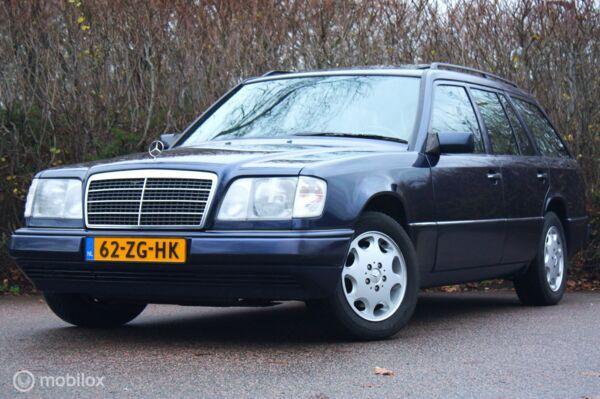 Prachtige Mercedes W124 E280 kombi AUT 1995 airco schuifdak