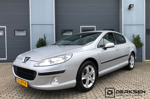 Peugeot 407 2.0-16V XS Pack Airco Climate Cruise Control