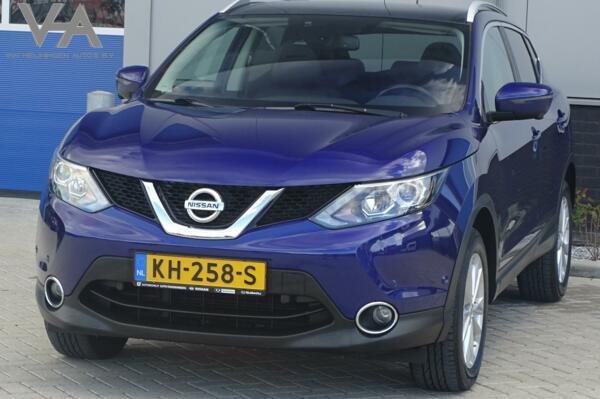 Nissan Qashqai 1.5 dCi Business Edition, pano, trekhaak, camera