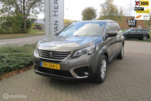 Peugeot 5008 - 1.6 BlueHDI Blue Lease Executive /7 PERSOONS/FULL COLLOR NAVIGATIE en CAMERA/CLIMATE