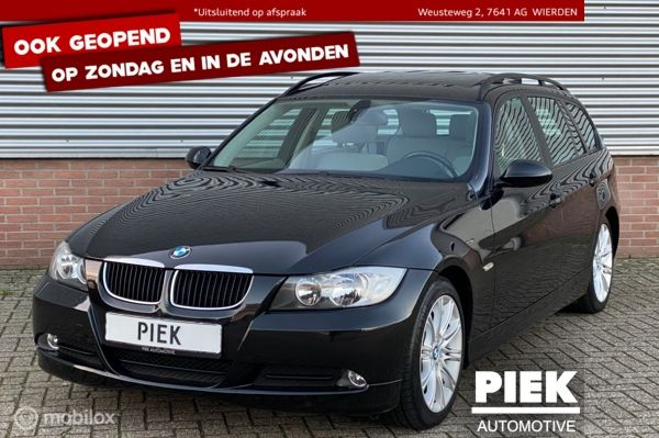 BMW 3-serie Touring 318i Executive NIEUWSTAAT PANORAMADAK