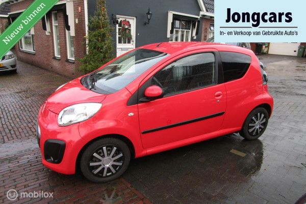 Citroen C1 1.0 Collection AIRCO 73.000KM