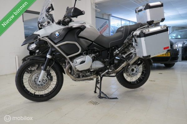 BMW All-Road R 1200 GS Adventure NAVI BMW Koffers ABS
