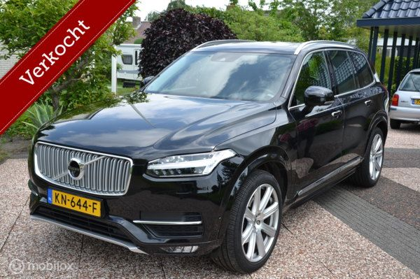 Volvo XC90 2.0 D5 AWD Inscription, Luchtvering, 7persoons