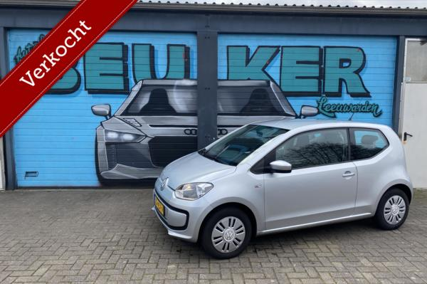 Volkswagen Up! 1.0 move up! BlueMotion, airco, trekhaak, apk
