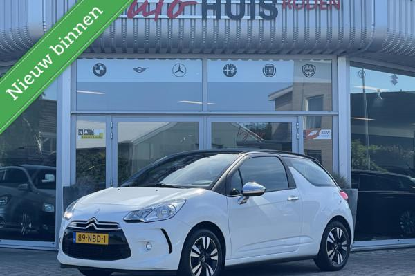 Citroen DS3 1.4 Chic| Cruise| Clima| PDC| 16inch| Chroom