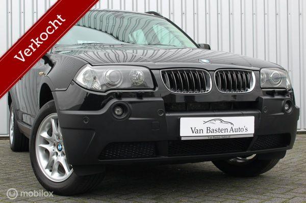 BMW X3 2.5i | E83 | Exe |  Aut | PDC | Youngtimer | Xenon |