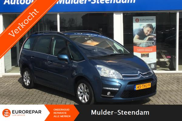 Citroen  C4 Gr.Picasso 1.6THP Business Automaat, 7-pers, trekh.