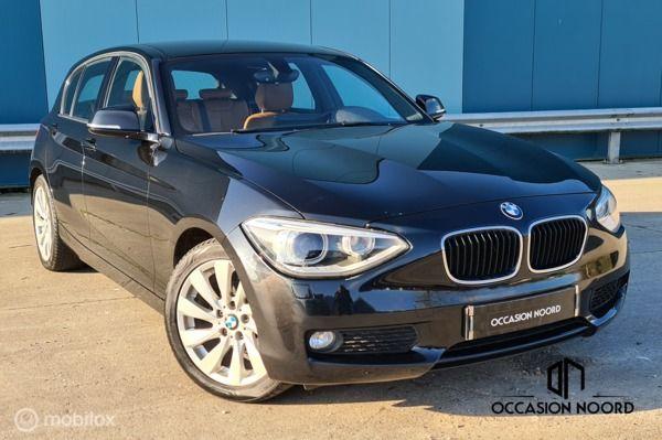 BMW 1-serie 118d Business|NaviPro|Leder|Bi-Xenon|126.000km|
