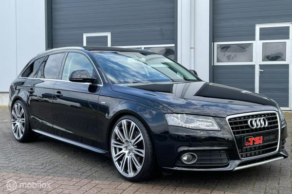 Audi A4 Avant 2.0 TFSI Dubbel S-Line!! VOL OPTIES!!