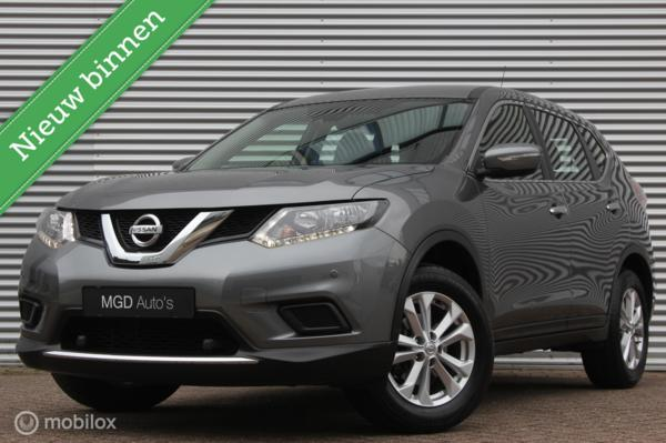 Nissan X-Trail 1.6 DIG-T Acenta /LED/CRUISE/17 INCH/BLUETOOTH/PDC V+A/LANE-ASSIST/NIEUWSTAAT!