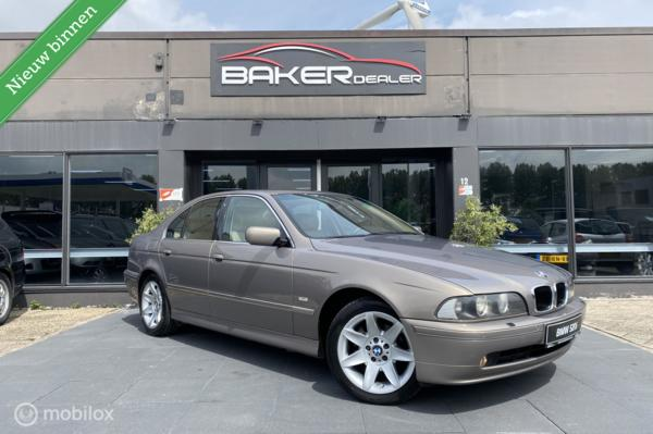 BMW 5-serie 520i Special Edition Youngtimer 18-06-2022 A.P.K
