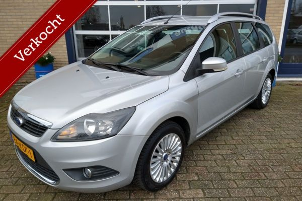Ford Focus Wagon 1.8 Limited VERKOCHT!!!