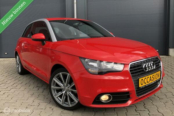 """Audi A1 1.2 TFSI Amb. PL BNS. Airco/Bluetooth/17""""/Elektr.pack"""