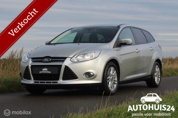 Ford Focus Wagon 1.0 EcoBoost Lease Trend *Verkocht!