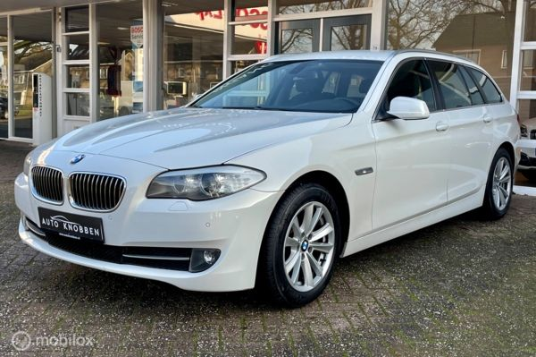 BMW 5-serie Touring 520 I Executive, Xenon, Navi, Climat, Lm