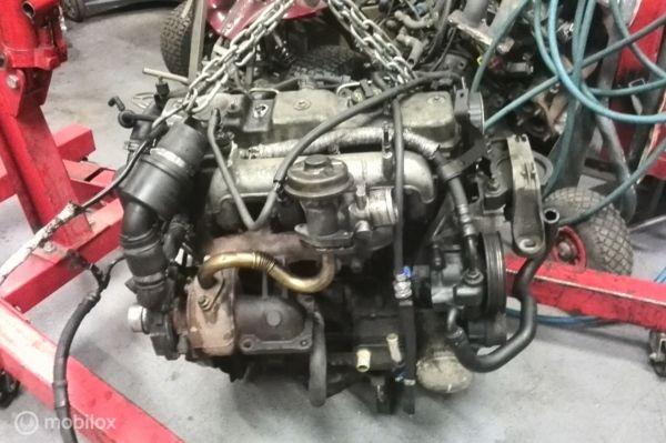 Opel Zafira 2.0 diesel motor ('99-'05)