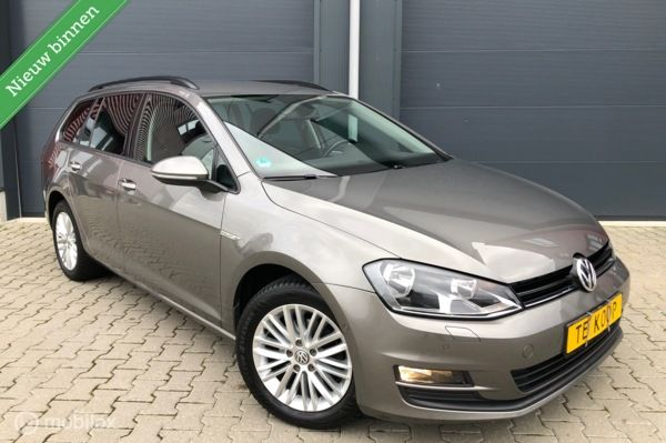 Volkswagen Golf Variant 1.2 TSI CUP Clima/Cruise/PDC/Trekhaak