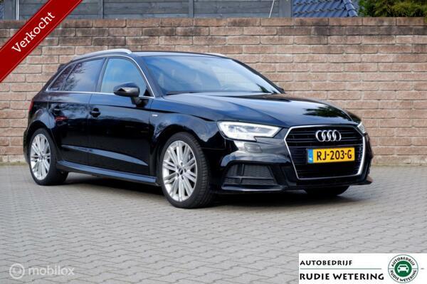 Audi A3 Sportback 1.5 TFSI CoD 150pk Automaat Sport S Line Edition