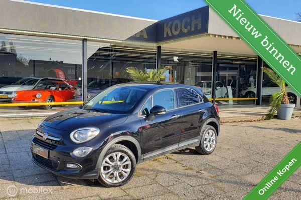 Fiat 500 X 1.4 Turbo MultiAir Panorama dak/Bluetooth/Garantie