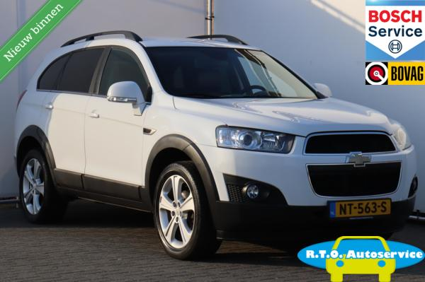 Chevrolet Captiva 2.4i LT 2WD 7 PERSOONS NETTE AUTO !!